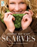 Simple Hip Knit Scarves: 14 Easy Everyday Knits, by DRG Publishing