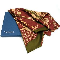 The Oribe Scarf in gift box